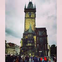 Prague Astronomical Clock 4/6 by Tripoto
