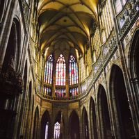 St. Vitus Cathedral 2/3 by Tripoto