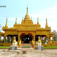 The Golden Pagoda 4/4 by Tripoto