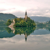 Lake Bled 3/12 by Tripoto