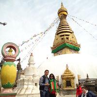 Swayambhunath Stupa 4/4 by Tripoto