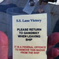 S.S. Lane Victory Maritime Museum 5/8 by Tripoto