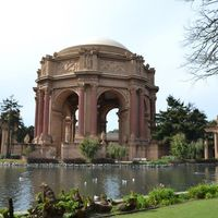 Palace of Fine Arts 2/6 by Tripoto