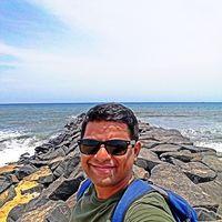 Shoumava A Sengupta Travel Blogger