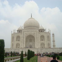 Taj Mahal 4/23 by Tripoto
