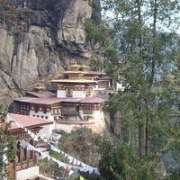 Taktsang Lhakhang (Tiger's Nest) Paro 4/11 by Tripoto