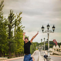 Pushpendra Gautam Travel Blogger