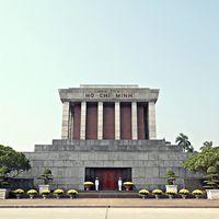Ho Chi Minh Mausoleum 4/7 by Tripoto