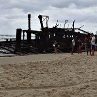 Maheno Shipwreck 2/2 by Tripoto