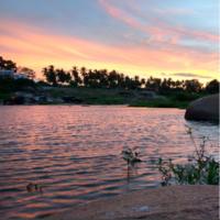 Tungabhadra River 4/5 by Tripoto