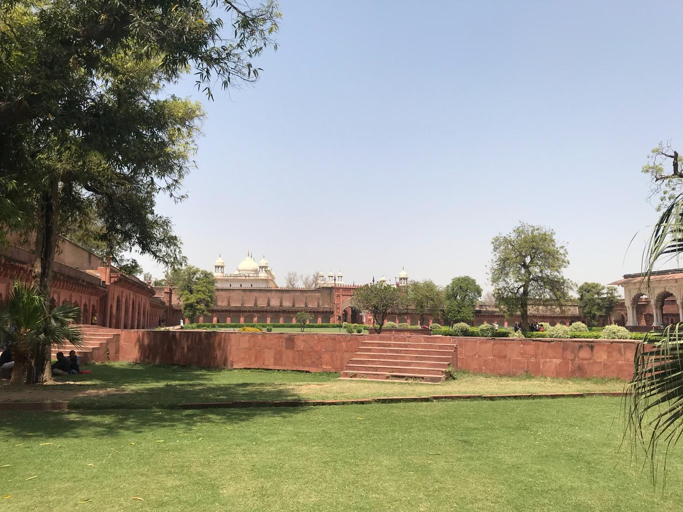 Photo of Agra By Nilz