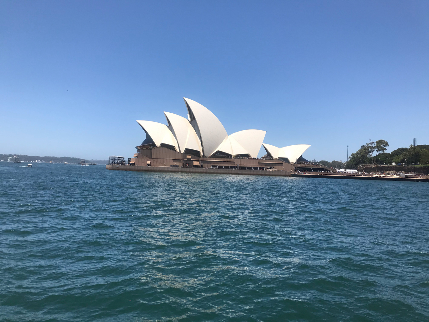 Photo of Sydney Opera House By Nishtha Khandelwal