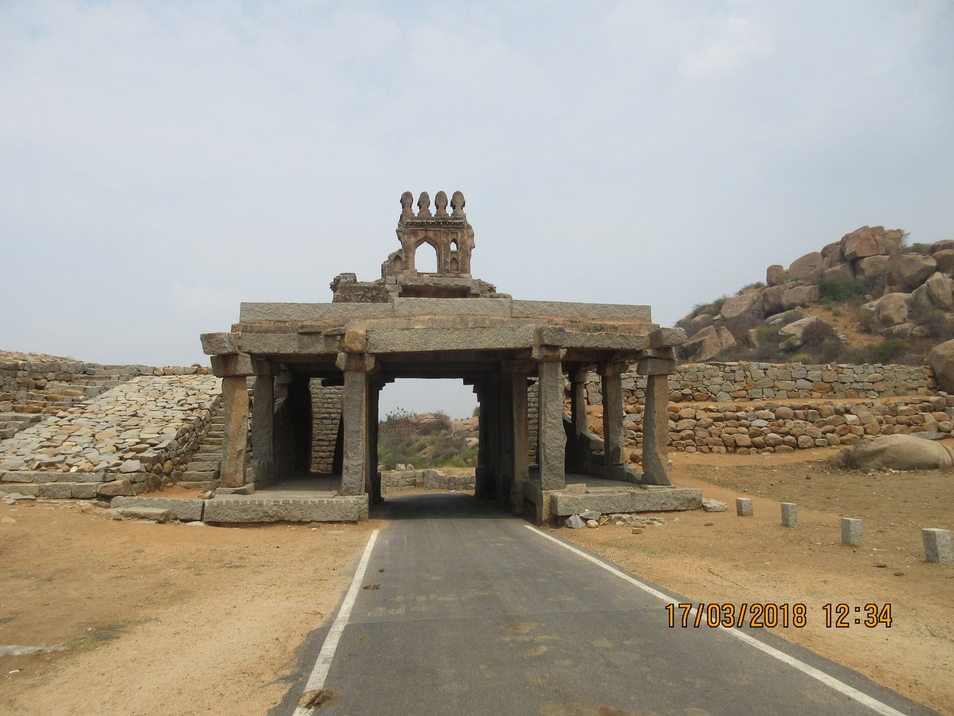 Photo of Hampi - A Walk through History and Nature in abundance By The Restless Soul