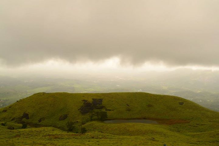 Photo of Chembra Peak, Wayanad, Kerala By Kaza Ghosh