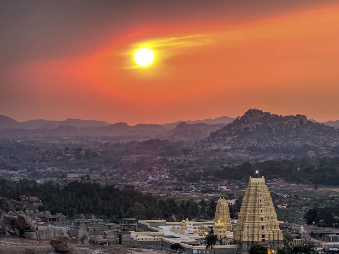 Photo of Hampi By Radhika Kabani
