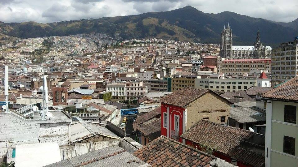 Photo of Quito By Varun Suchday