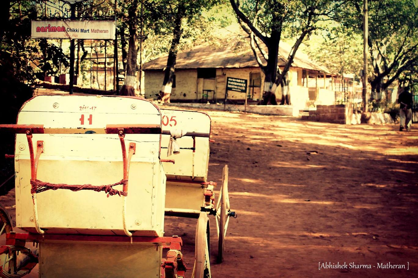 Photo of Matheran...A perfect spot for solitude By Abhishek Sharma