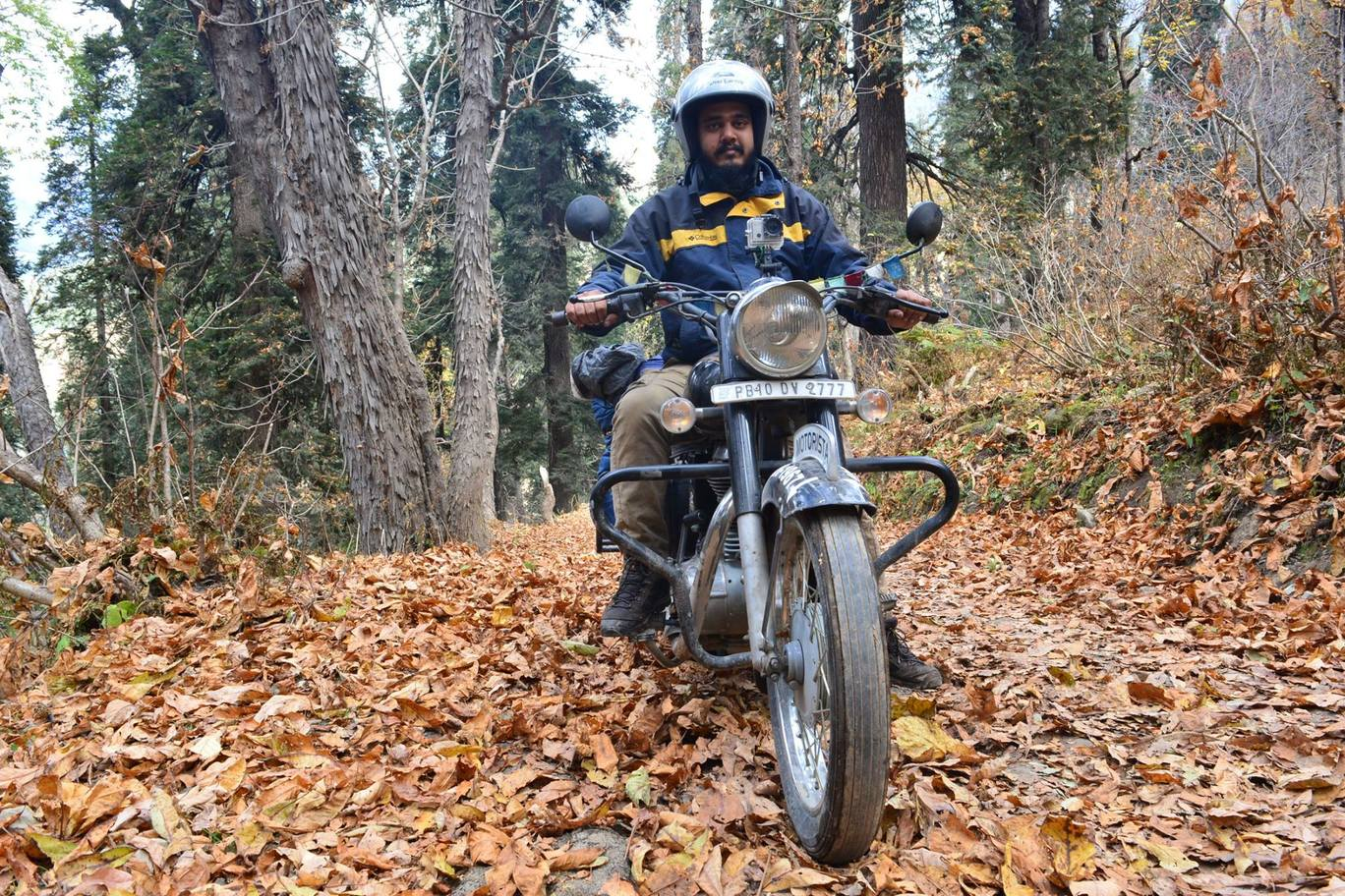 Photo of RIDE TO A REMOTE HIMACHAL VILLAGE -GUDDAN By MOTORISTA BIKE CLUB