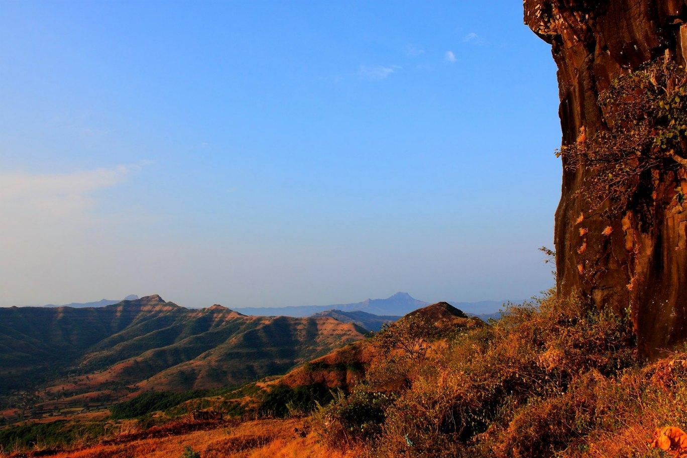 Photo of Sinhgad Fort By Bhushanshet