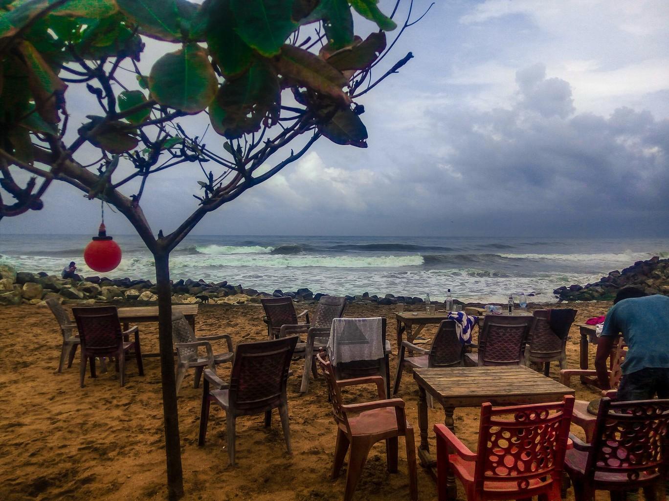 Photo of Varkala Beach By Vishnu Gopinath