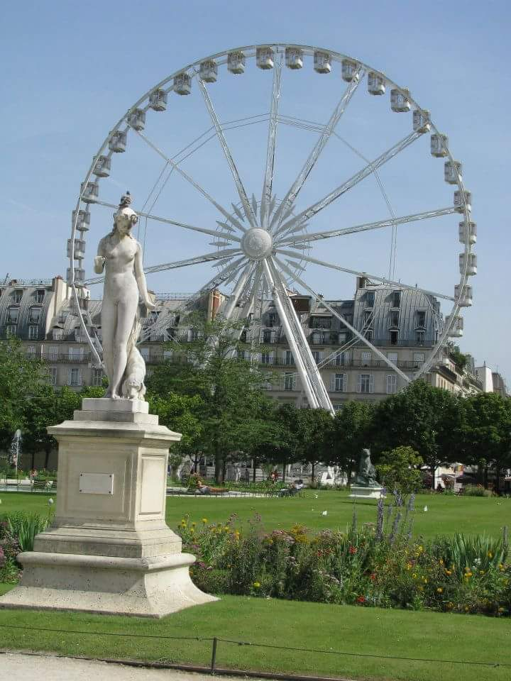 Photo of Paris By Amritha Padmakumar