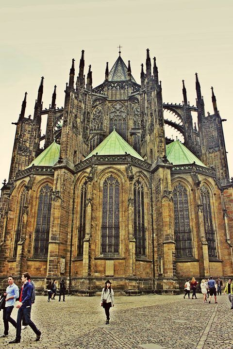 Photo of Prague By Sameer Sodaye