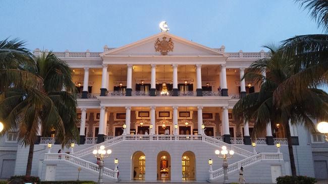 Taj Falaknuma Palace, Hyderabad, India: View Images, Timing And Reviews    Tripoto