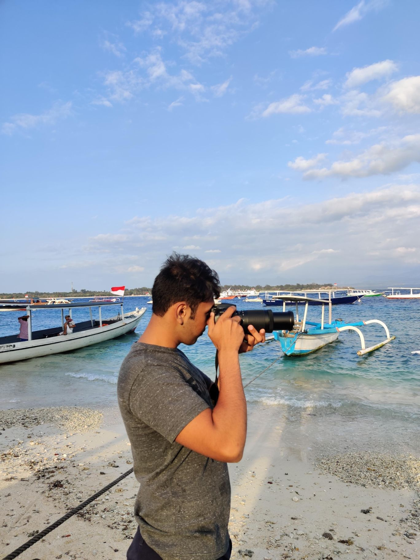 Photo of Gili Islands By Ayush Mittal