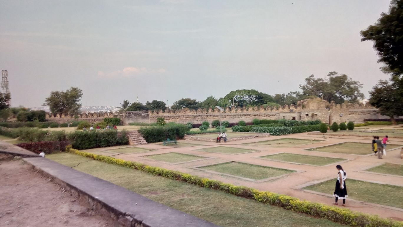 Photo of Hyderabad By Barnali Biswas