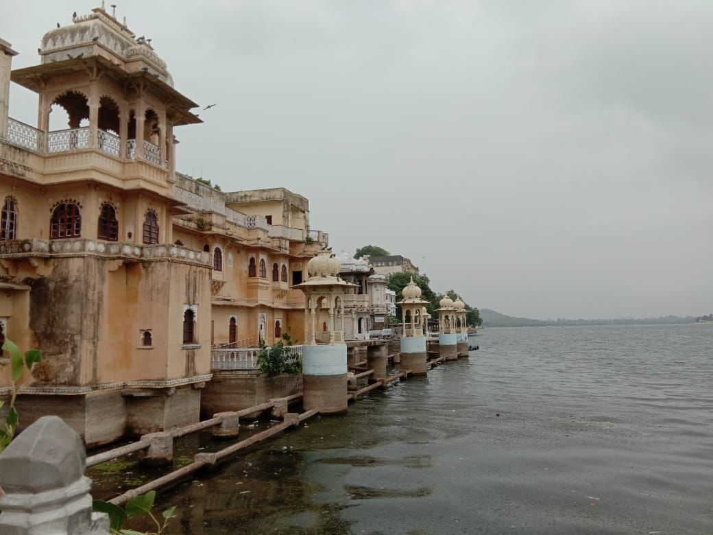 Photo of Gangaur Ghat By Manasi Bhatt