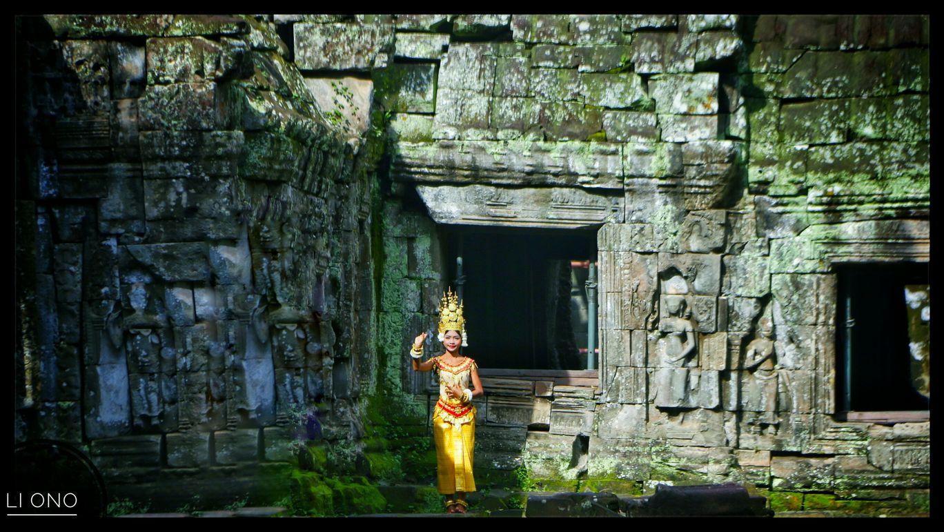 Photo of Krong Siem Reap By Oun Lis