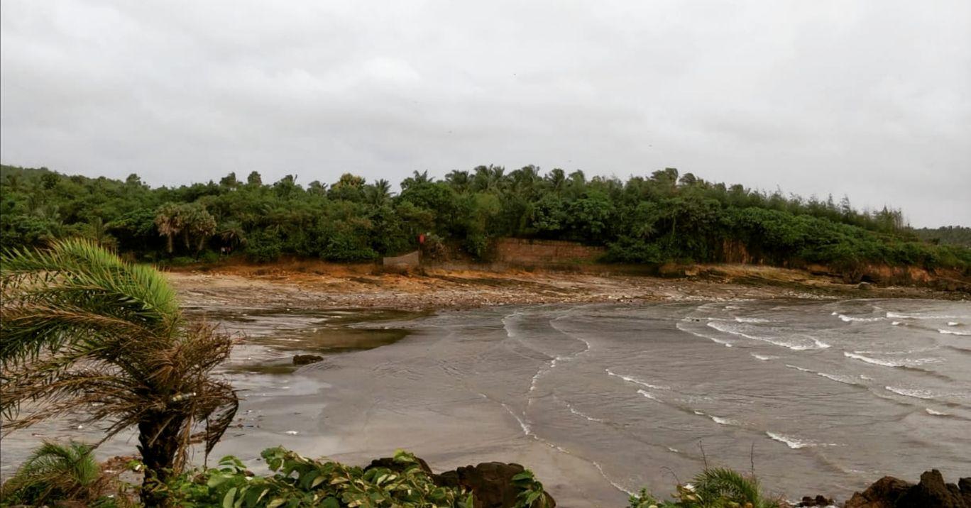 Photo of Alibag Beach By Ataye Waris Khan