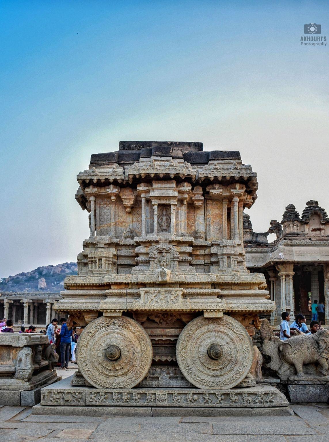 Photo of Vijaya Vittala Temple By Saurav Akhouri