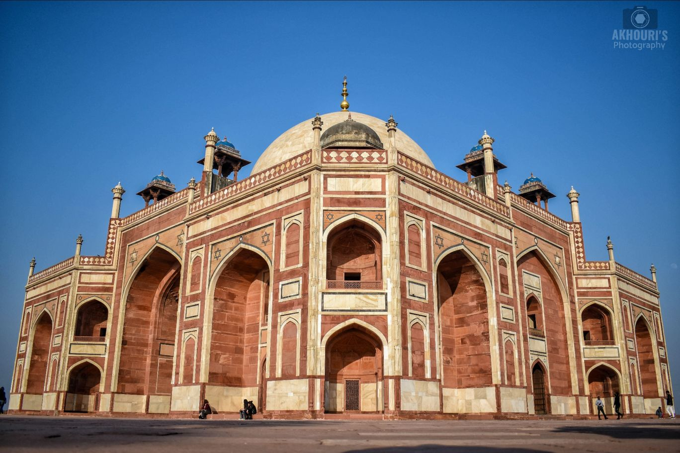 Photo of Humayun's Tomb By Saurav Akhouri