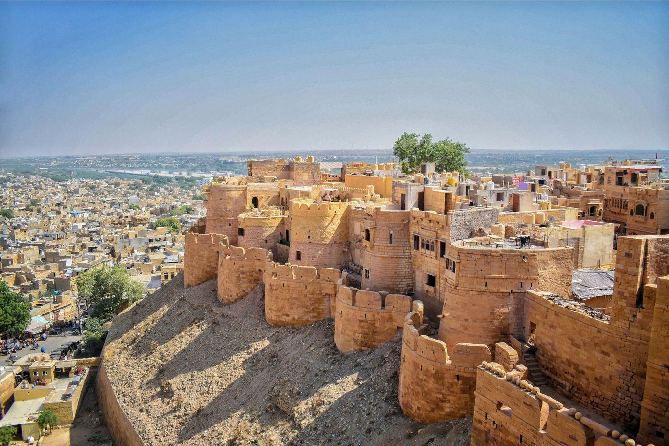 Photo of Jaisalmer Fort By Saurav Akhouri