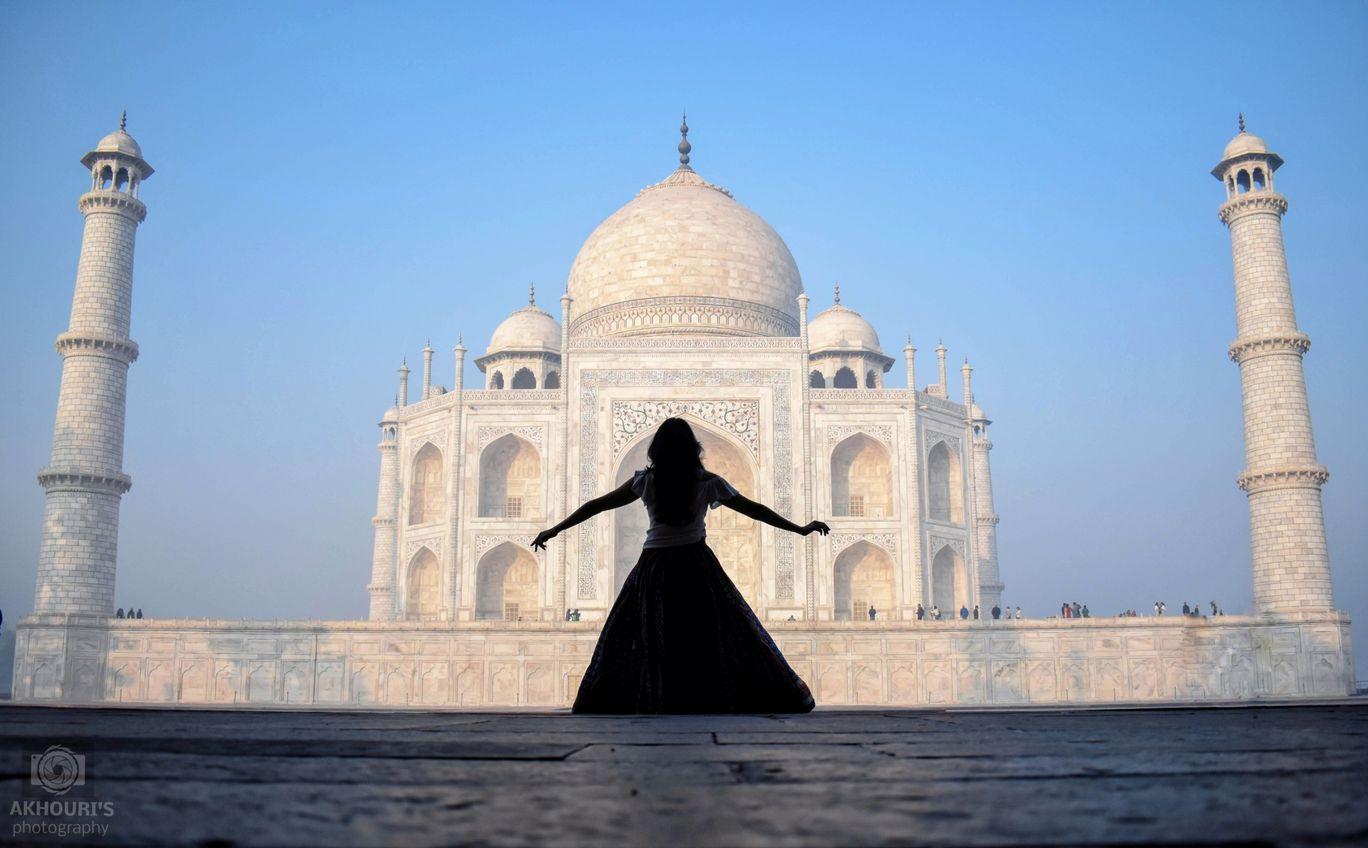 Photo of Taj Mahal By Saurav Akhouri