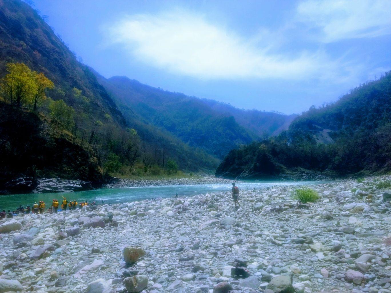 Photo of Rishikesh By Shubhra(Yugen)