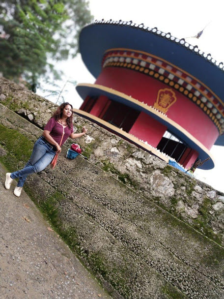Photo of Day trip to Menri Monastery Solan By Laxmi Oraon