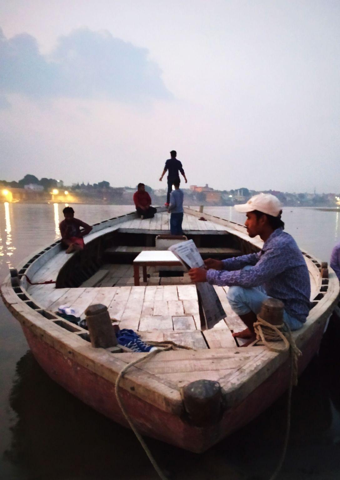 Photo of Kashi By Jayati Srivastava