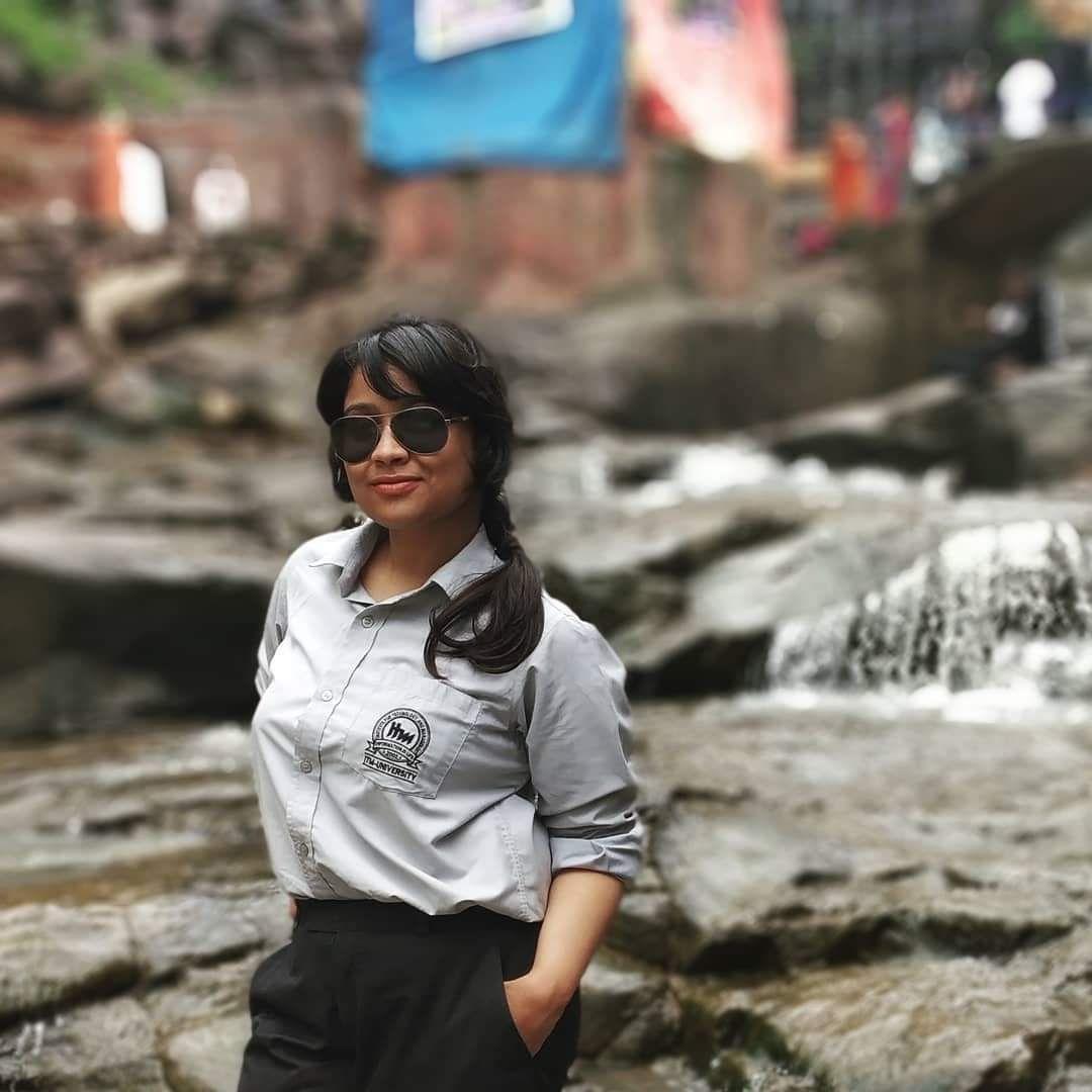 Photo of Ghatarani Waterfall By Kriti Ghai