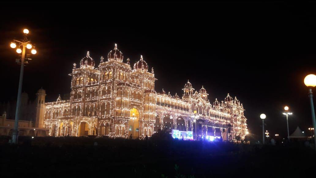 Photo of Mysore Palace By Sushree Kanti