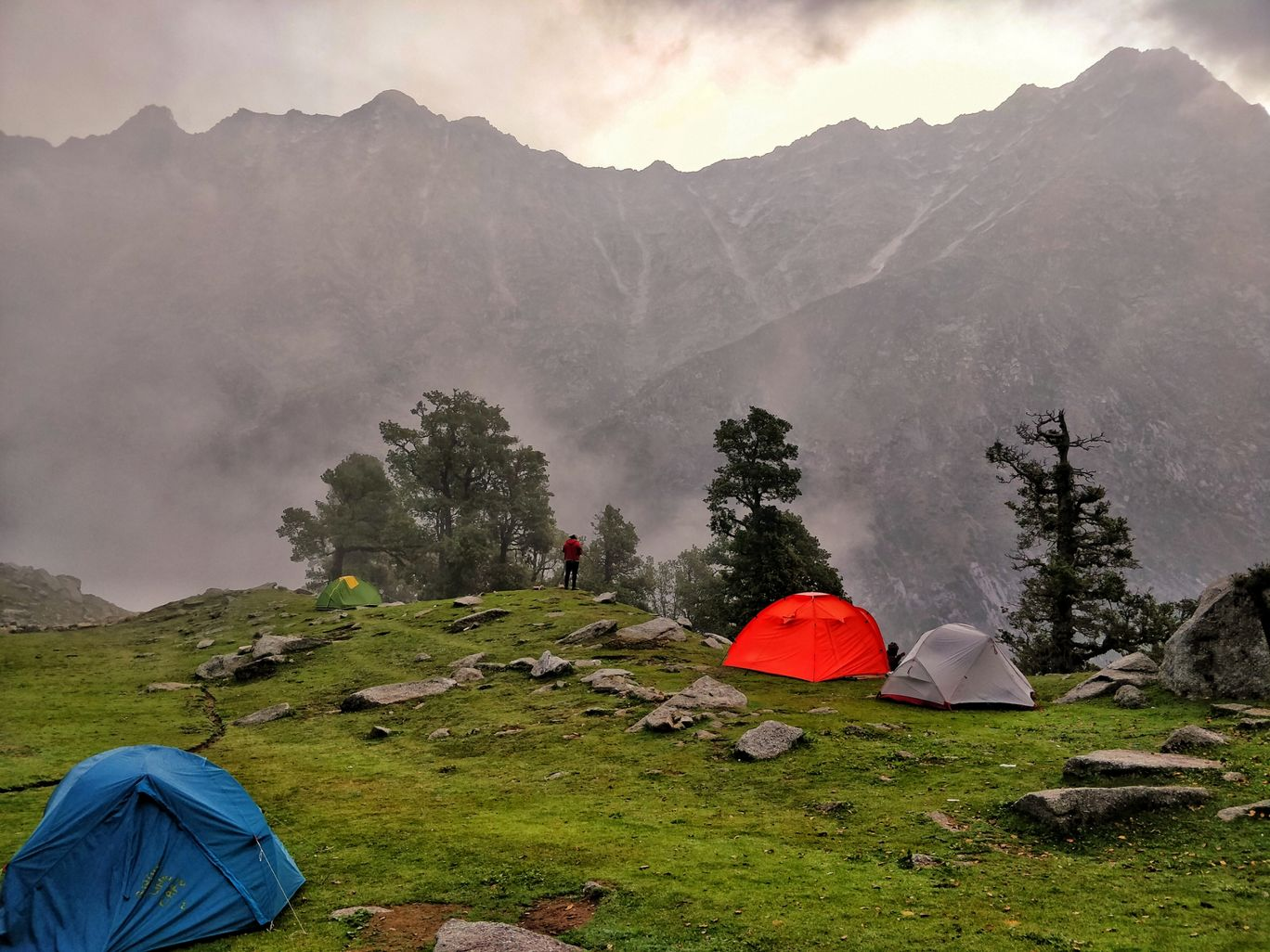 Photo of Indrahar Pass By Himanshu
