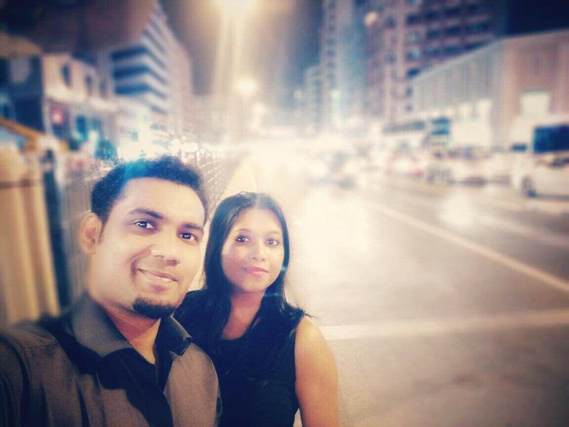 Photo of Dubai - United Arab Emirates By Anuji P Supran