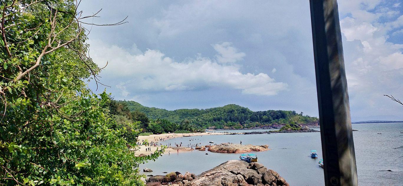 Photo of Om Beach gokarna By v921995