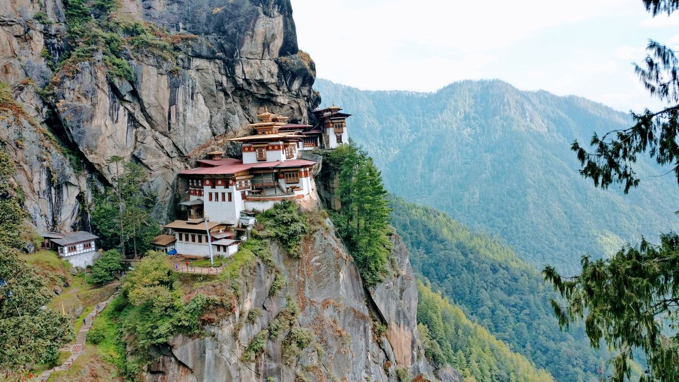 Photo of Bhutan By Naisargik Patel