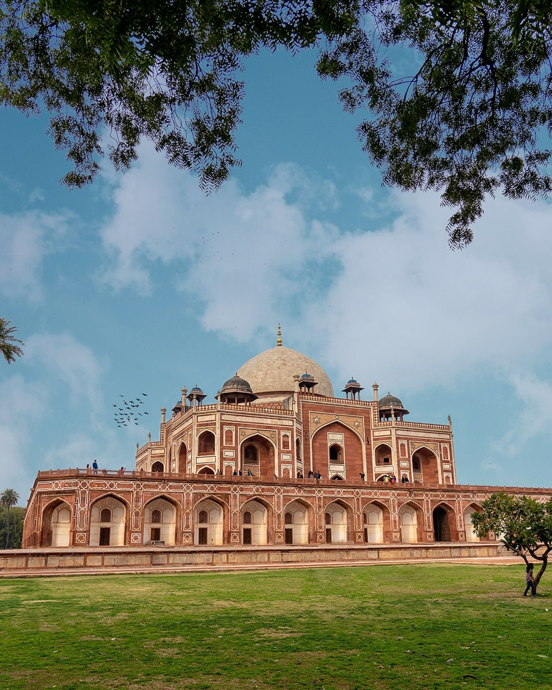 Photo of Humayun's Tomb By Sahib Singh | Travelling Indian