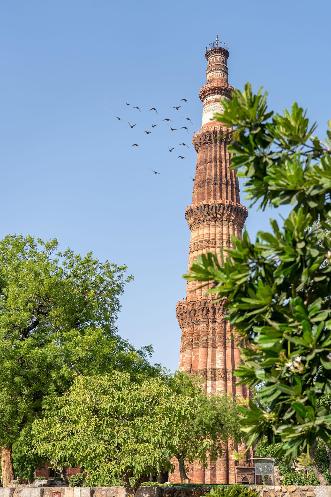 Photo of Qutub Minar By Sahib Singh | Travelling Indian