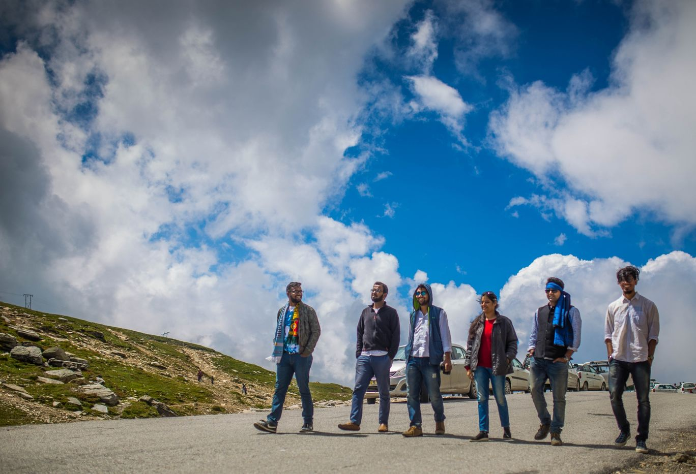 Photo of Rohtang Pass By Vaibhav Jagtap
