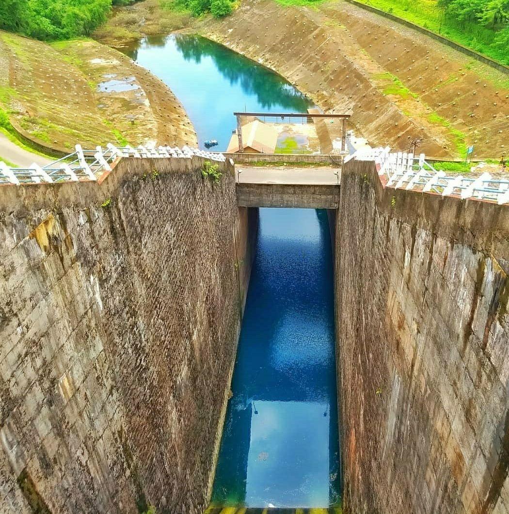 Photo of Salaulim Dam By Vaibhav Jagtap
