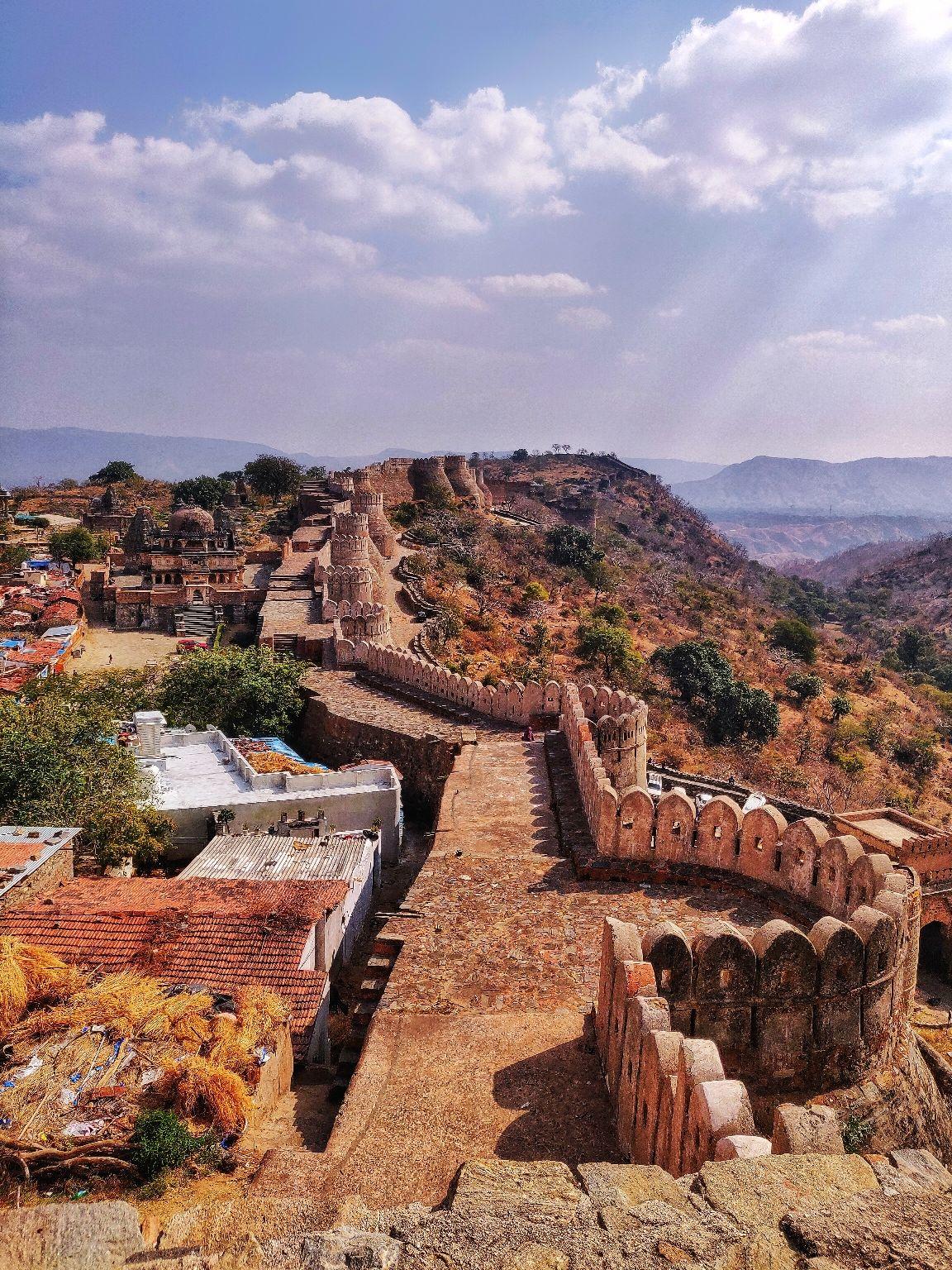 Photo of Kumbhalgarh Fort By Vaibhav Jagtap